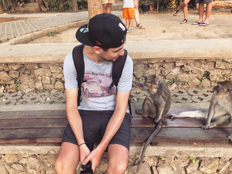 Monkey forest или Лес обезьян на Бали