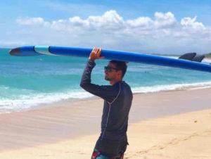 серфинг на бали цена